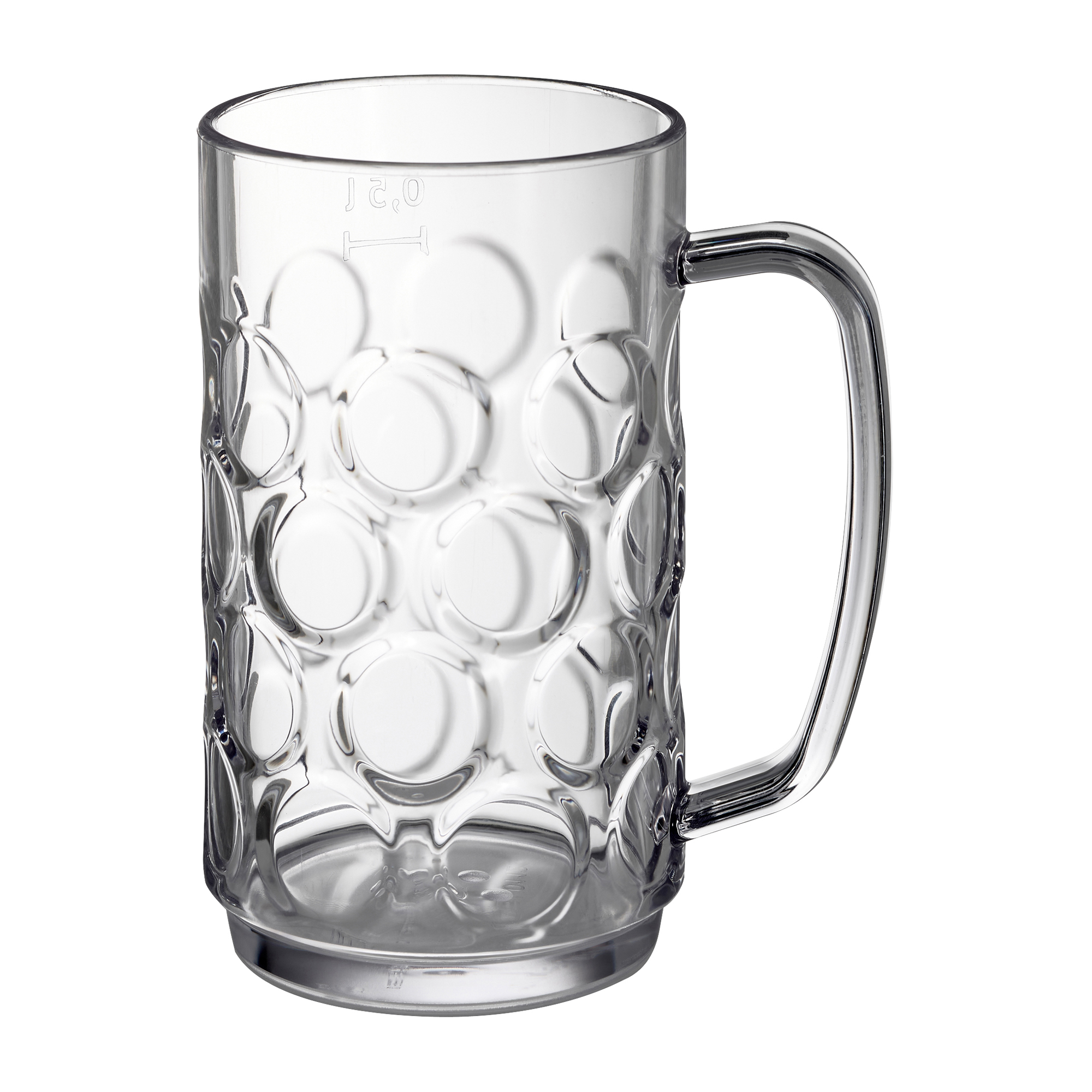 Bierglas Polycarbonat 500 ml