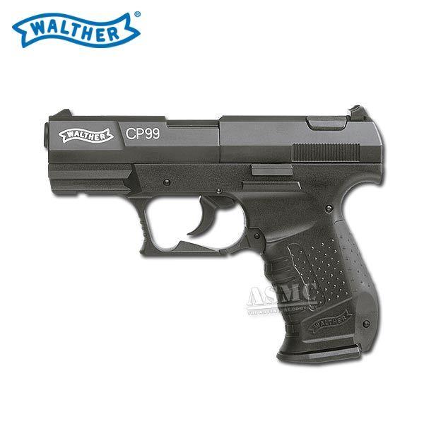 Pistole Walther CP 99 schwarz