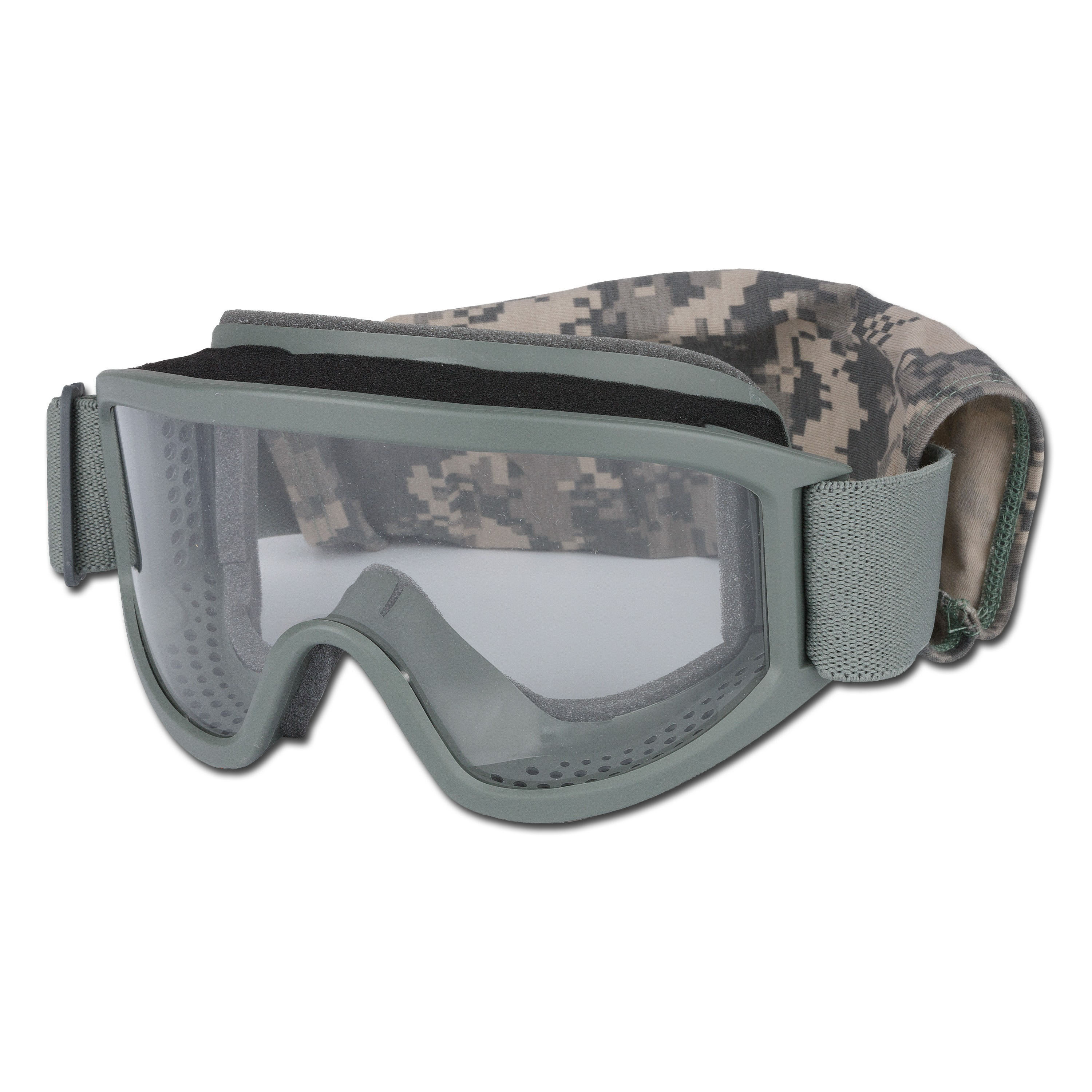 Brille ESS Land Ops foliage green
