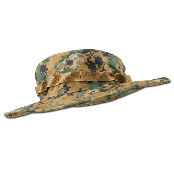 Boonie Hat digital woodland