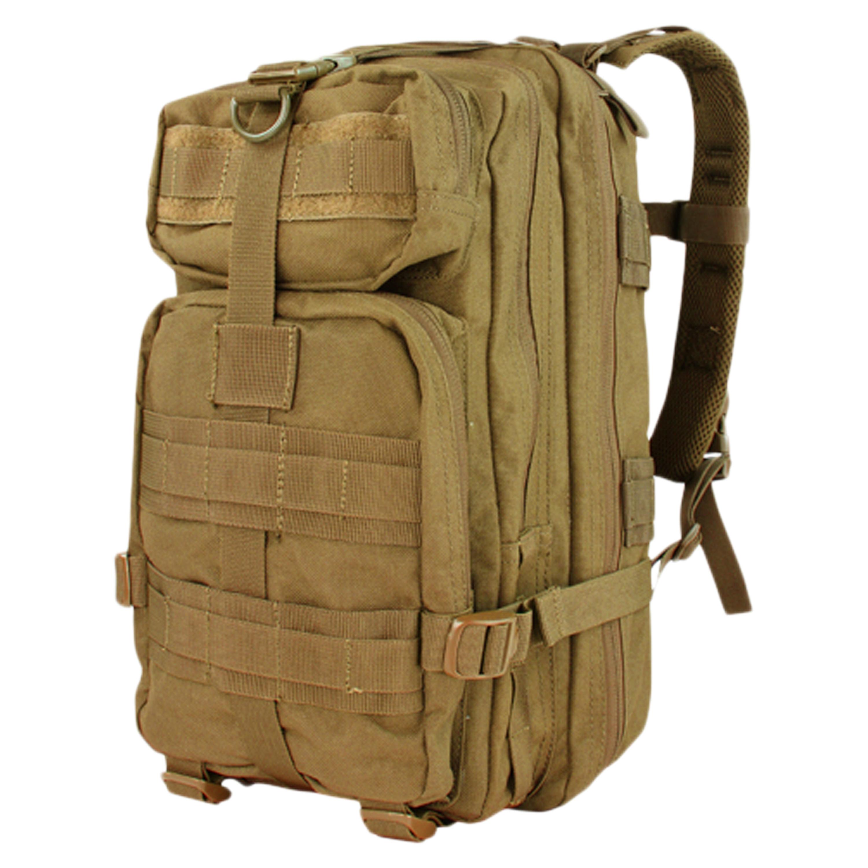 Condor Rucksack Assault Pack Compact coyote braun