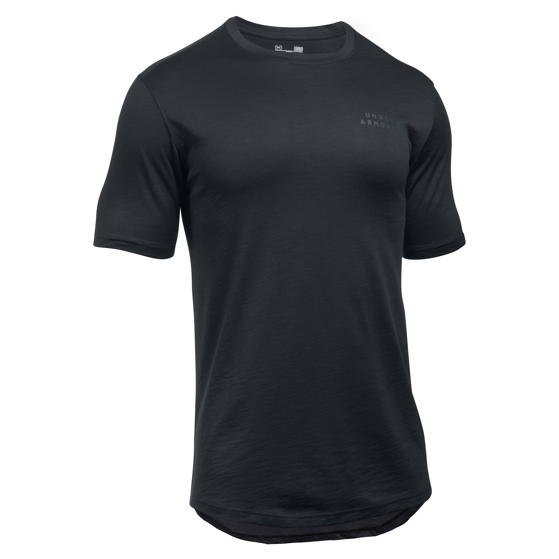 Under Armour T-Shirt Sportstyle Core Tee schwarz