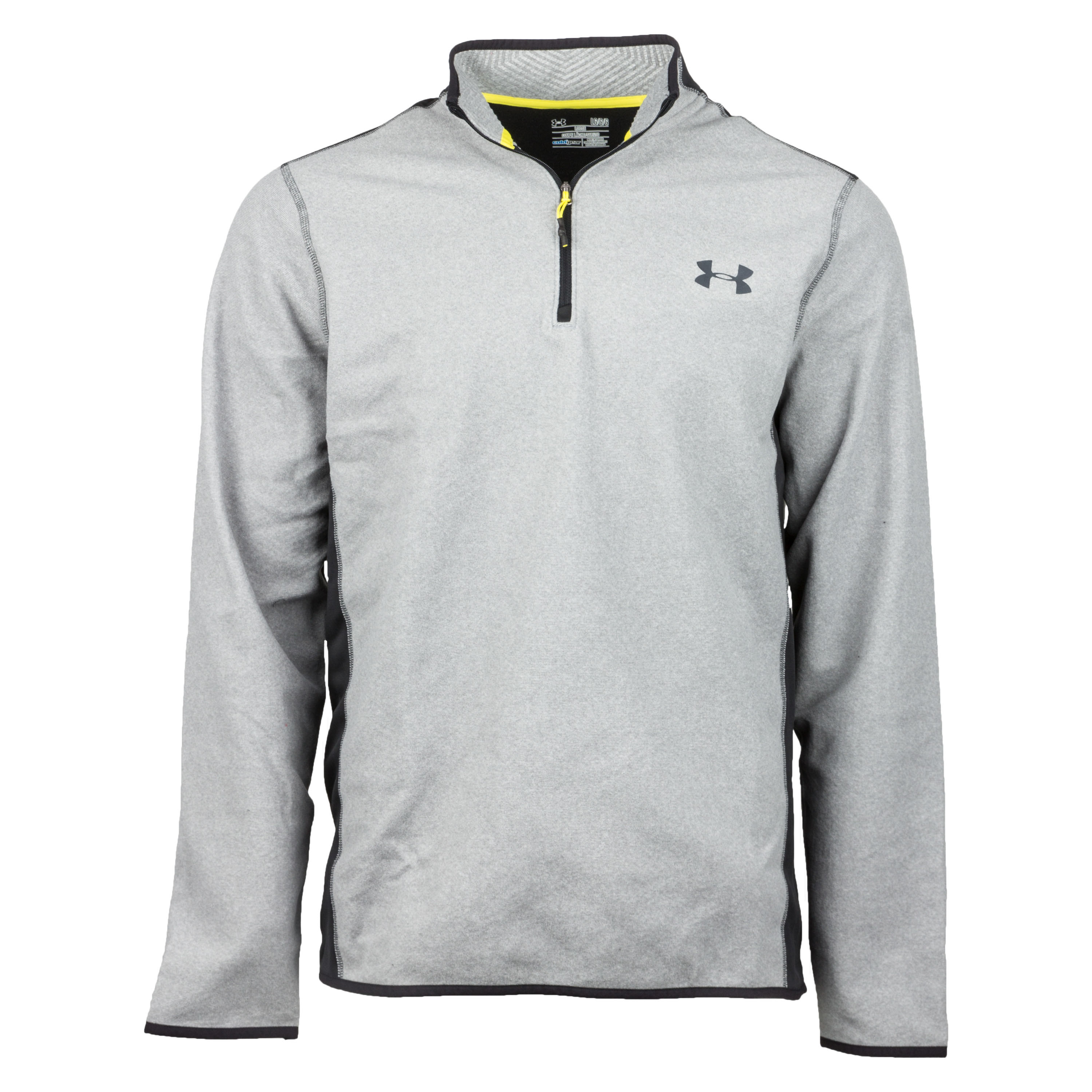 Under Armour Langarmshirt CGI Performance 1/4 Zip grau