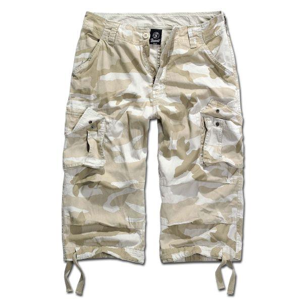 Brandit Shorts 3/4 Urban Legend desertstorm