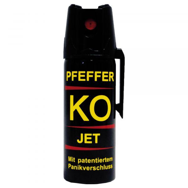 Pfefferspray KO Jet Sprühstrahl 50 ml