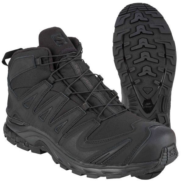 Salomon Schuhe XA Forces Mid schwarz