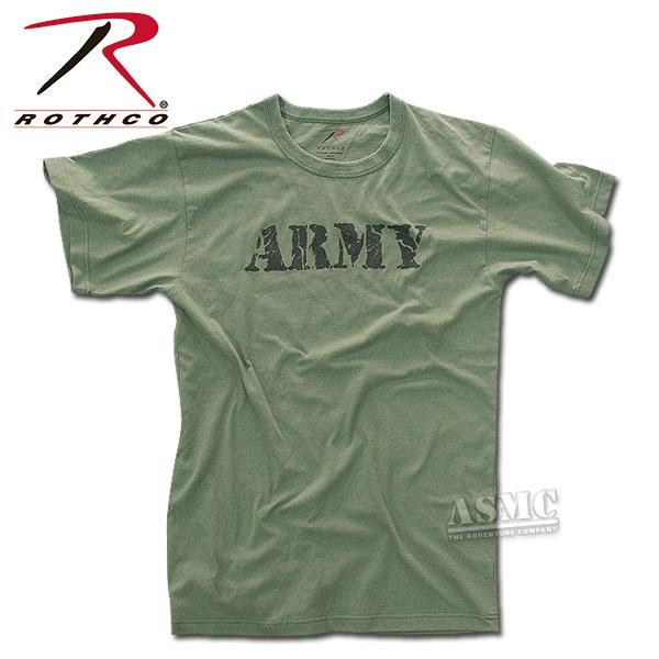T-Shirt Army Rothco