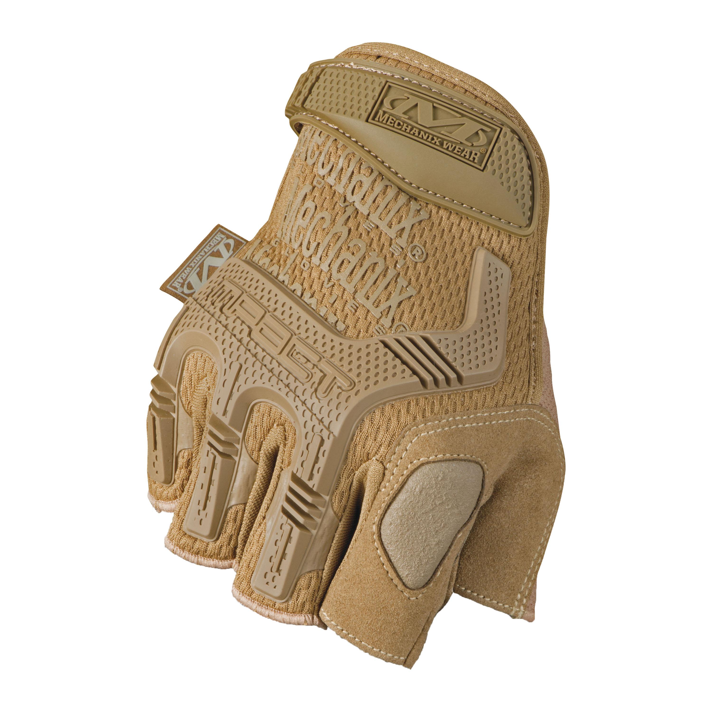 Mechanix Wear Handschuh Halbfinger M-Pact coyote