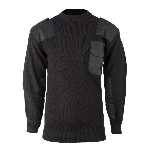 BW Pullover schwarz