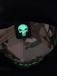 Punisher Skull Nachtleutend
