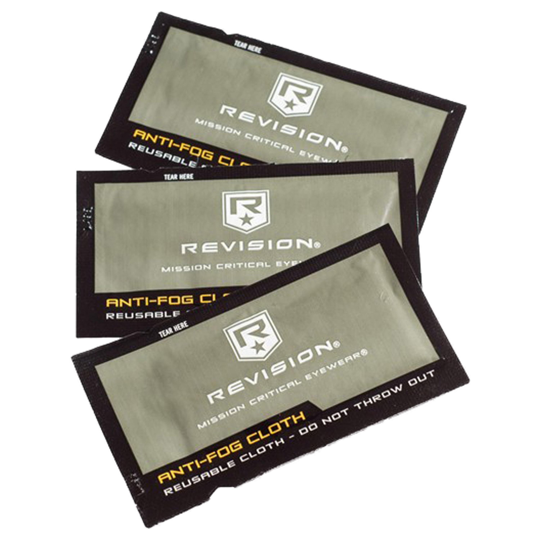 Revision Anti-Beschlagtücher 25-er Pack