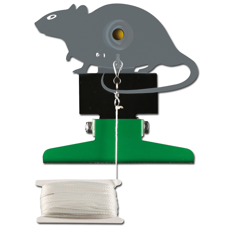 Klappsilhouette Umarex Ratte