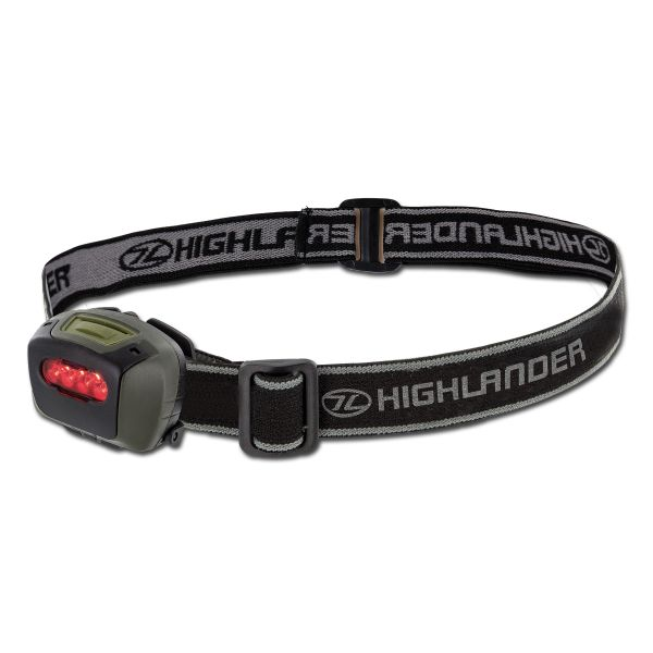 Stirnlampe Highlander Mira
