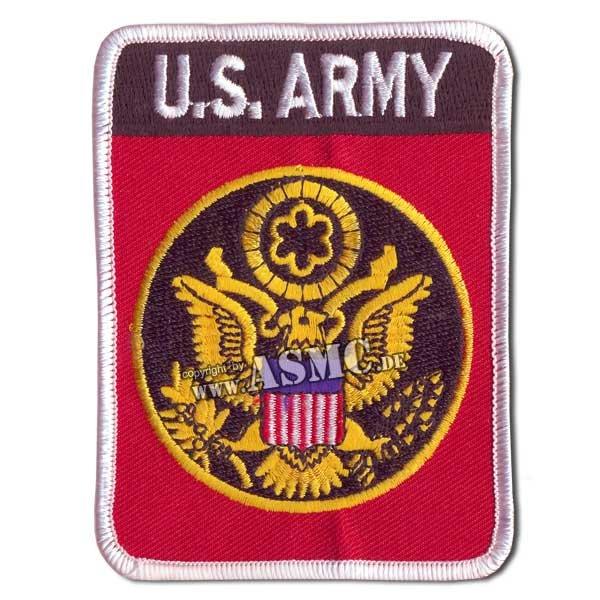 Abzeichen US Army rechteckig