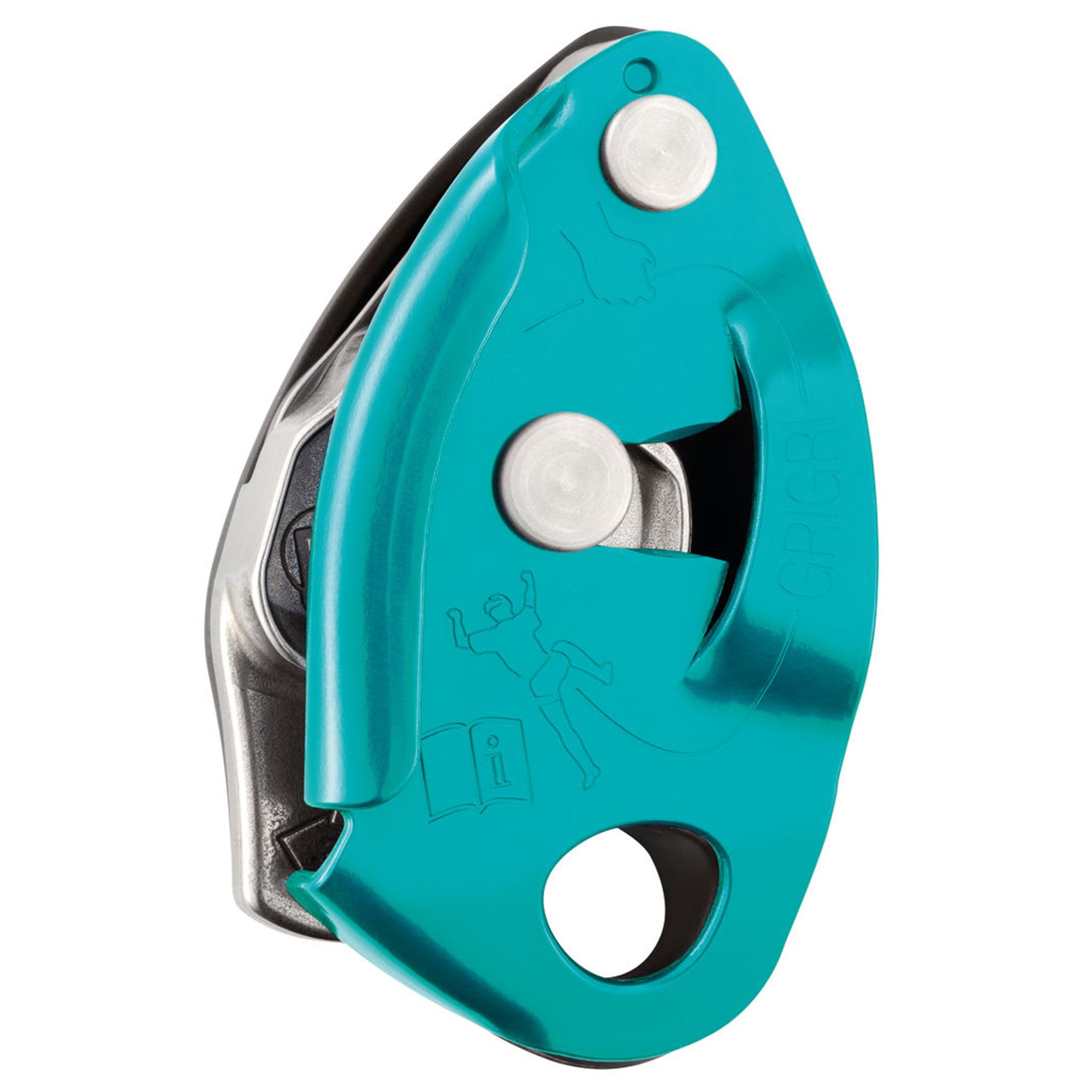 Sicherungsgerät Petzl GriGri 2 blau