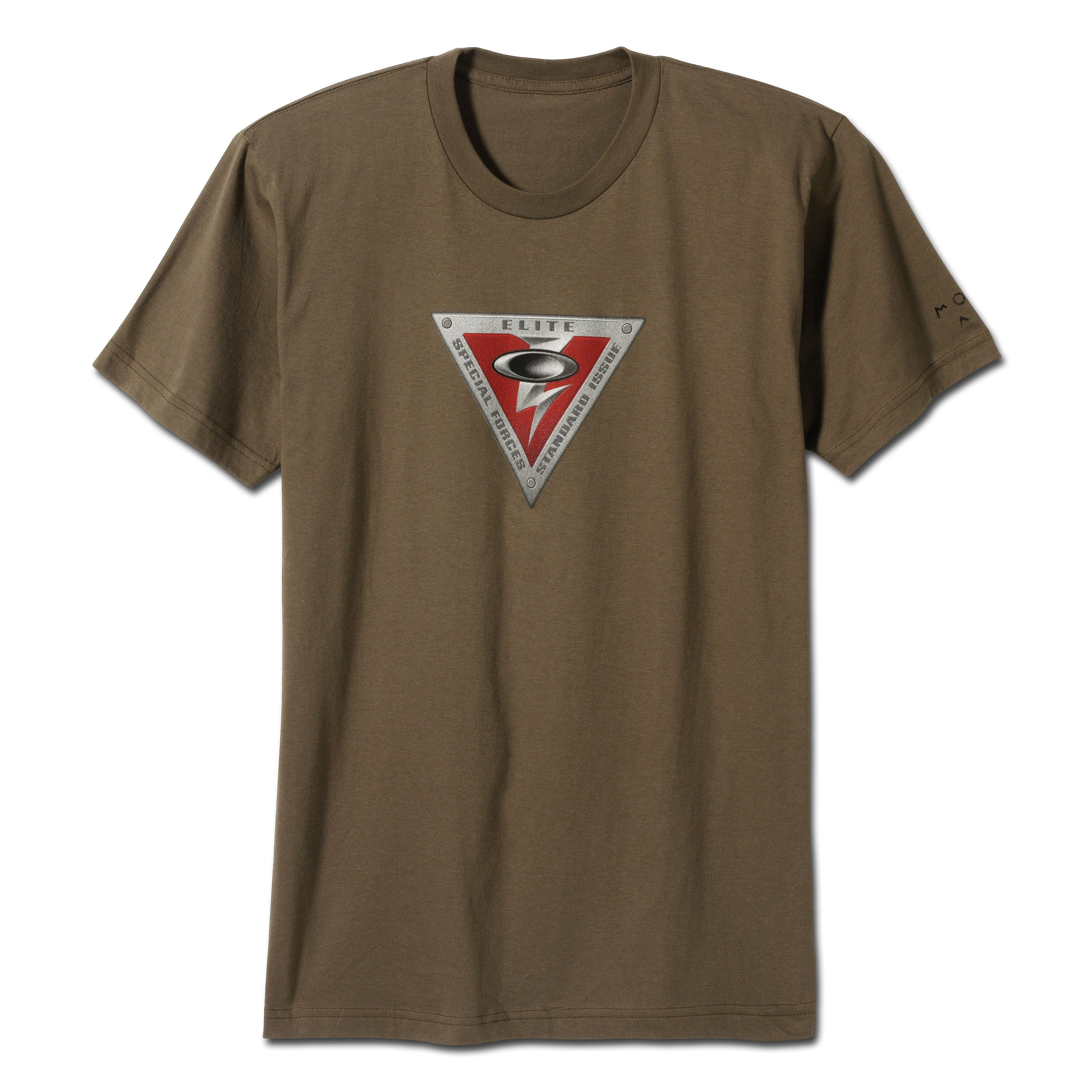 Oakley Logo Elite T-Shirt oliv