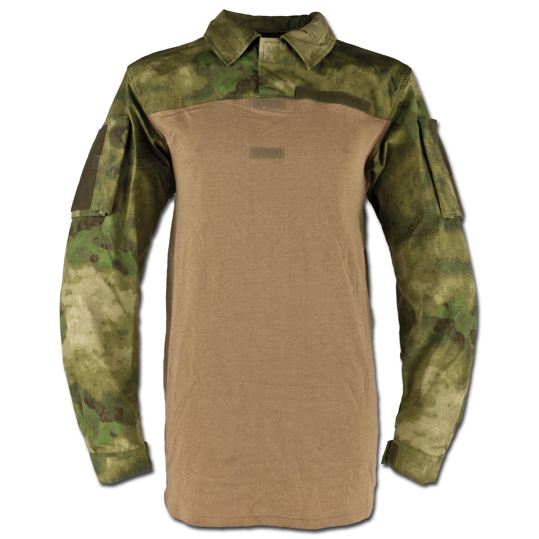 Leo Köhler Combat Shirt A-Tacs FG