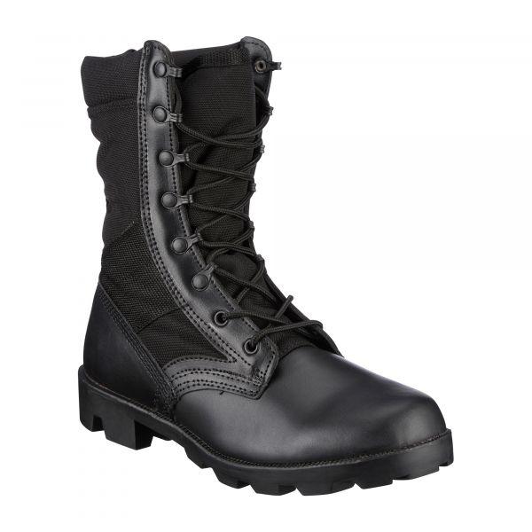 Jungle Boots Import schwarz