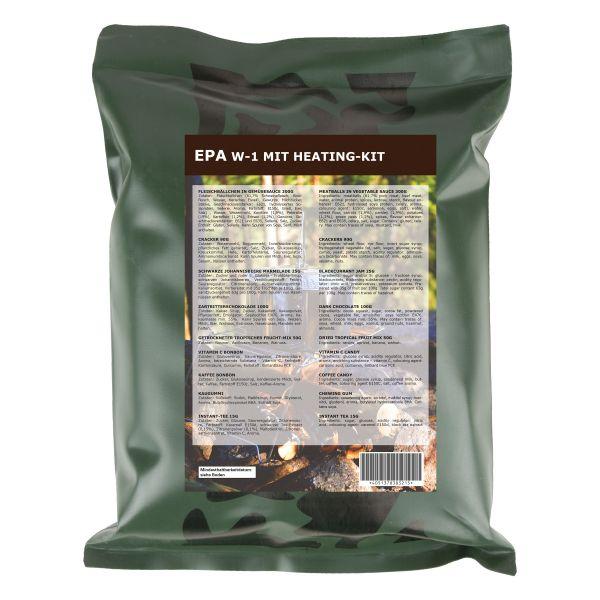 EPA Set W-1 mit Heating-Kit