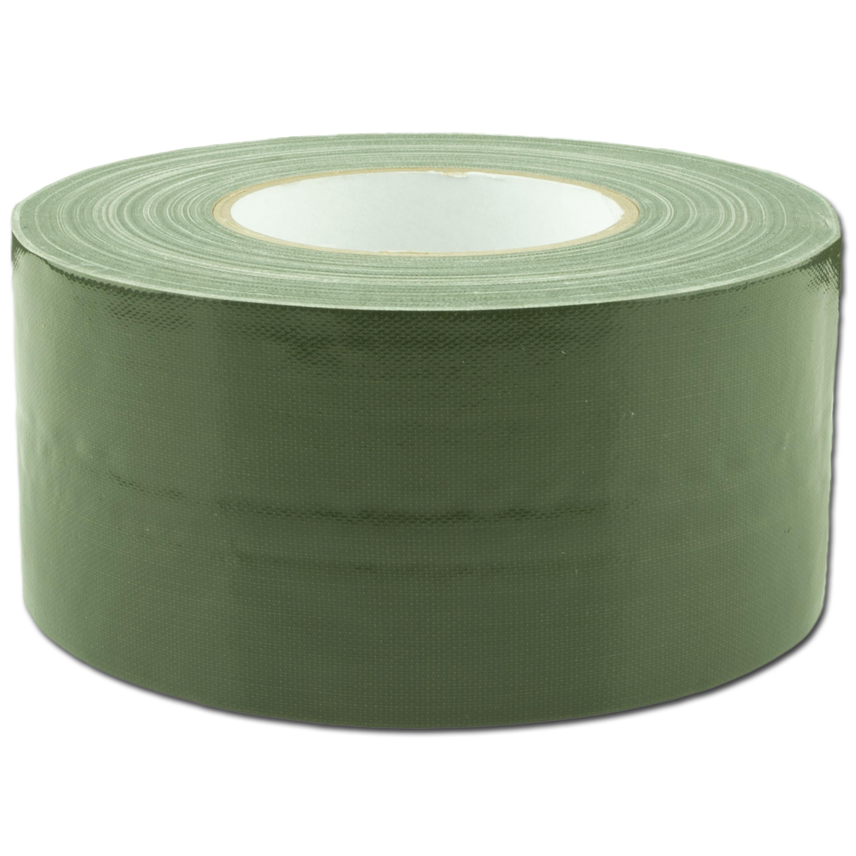 Panzerband oliv 75 mm breit