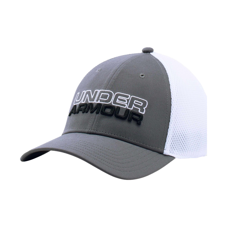 Under Armour Cap Mens Sports Style grau