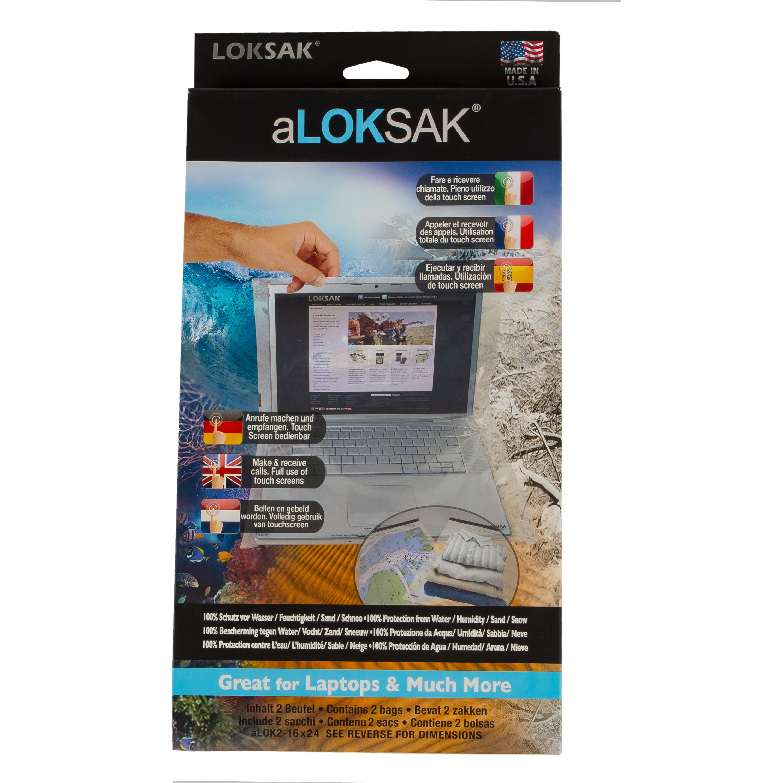 aLoksak 2-er Pack 40.9 x 59.0 cm