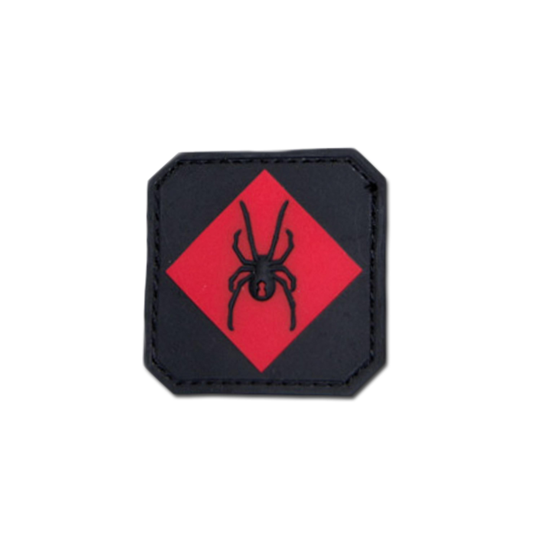 MilSpecMonkey Patch RedBackOne Logo PVC rot