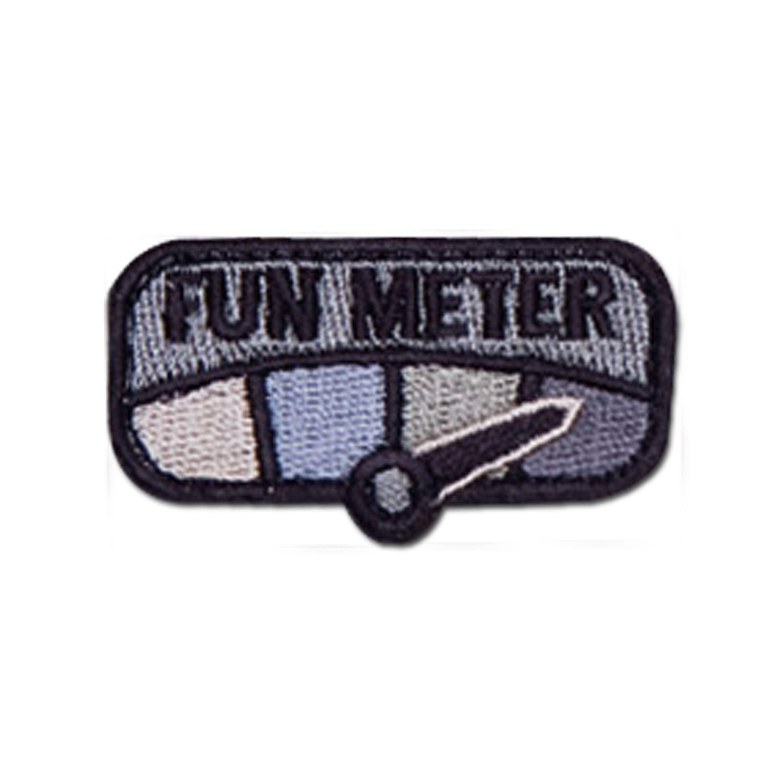 MilSpecMonkey Patch Fun Meter acu