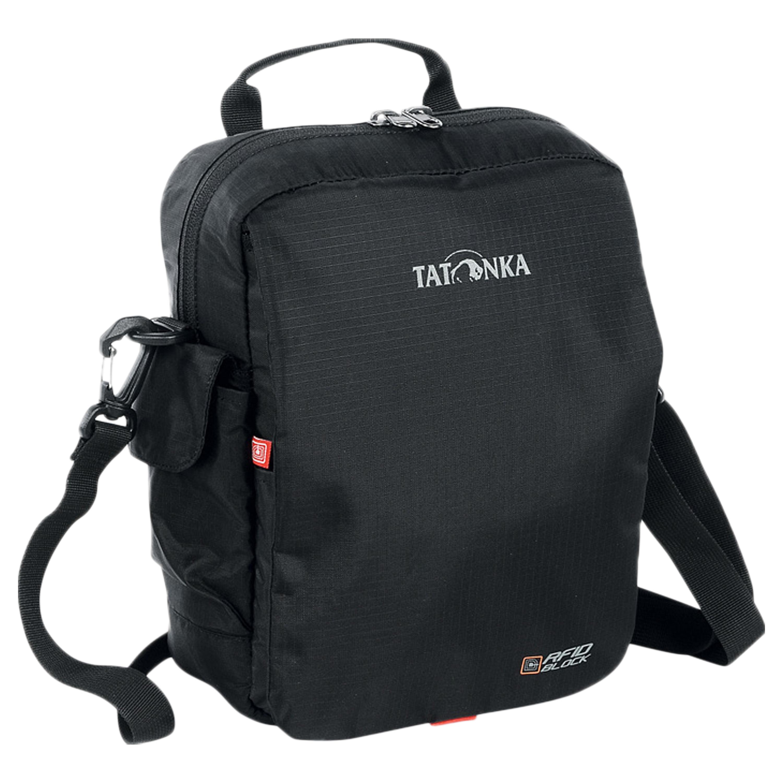 Tatonka Umhängetasche groß RFID B schwarz