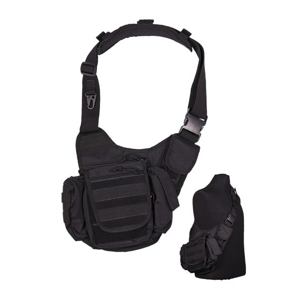 Tasche Sling Bag multifunction schwarz