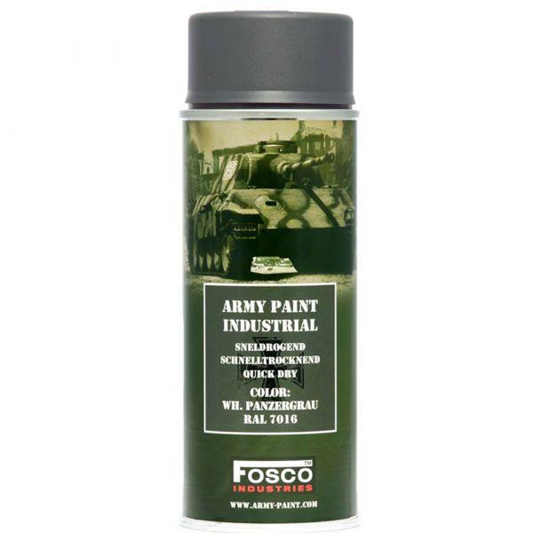 Fosco Farbspray Army Paint 400 ml wh. panzer grau