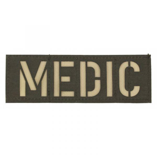 Zentauron Patch MEDIC BW oliv sand