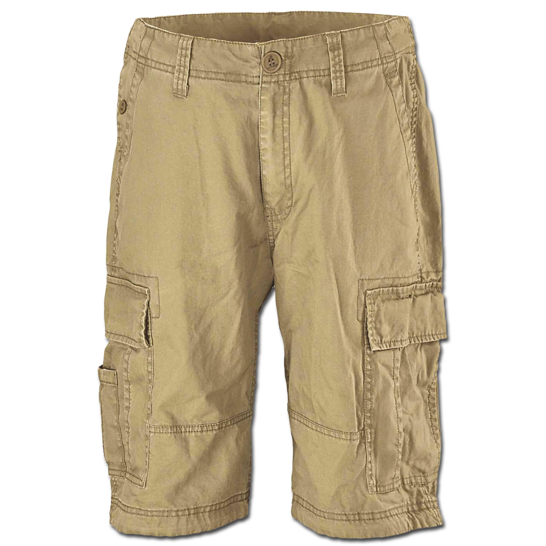 Shorts Vintage Industries Batten beige