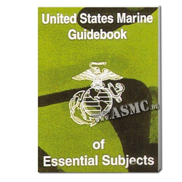 Buch USMC Guidebook