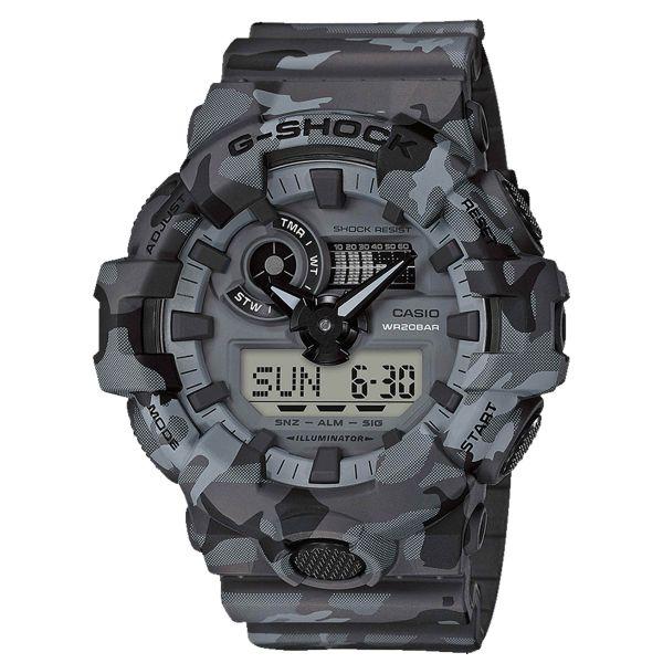 Casio Uhr G-Shock Classic GA-700CM-8AER urban