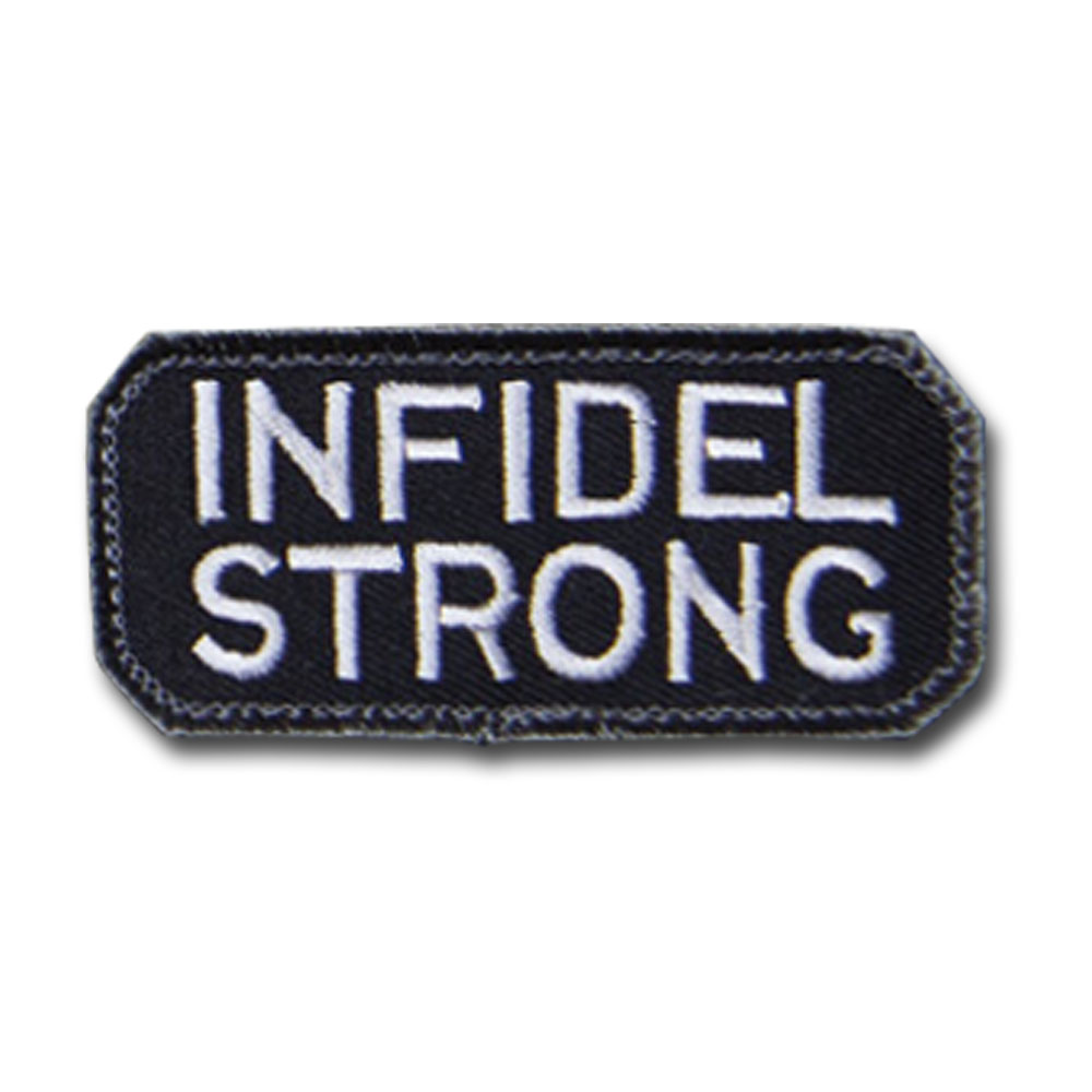 MilSpecMonkey Patch Infidel Strong swat