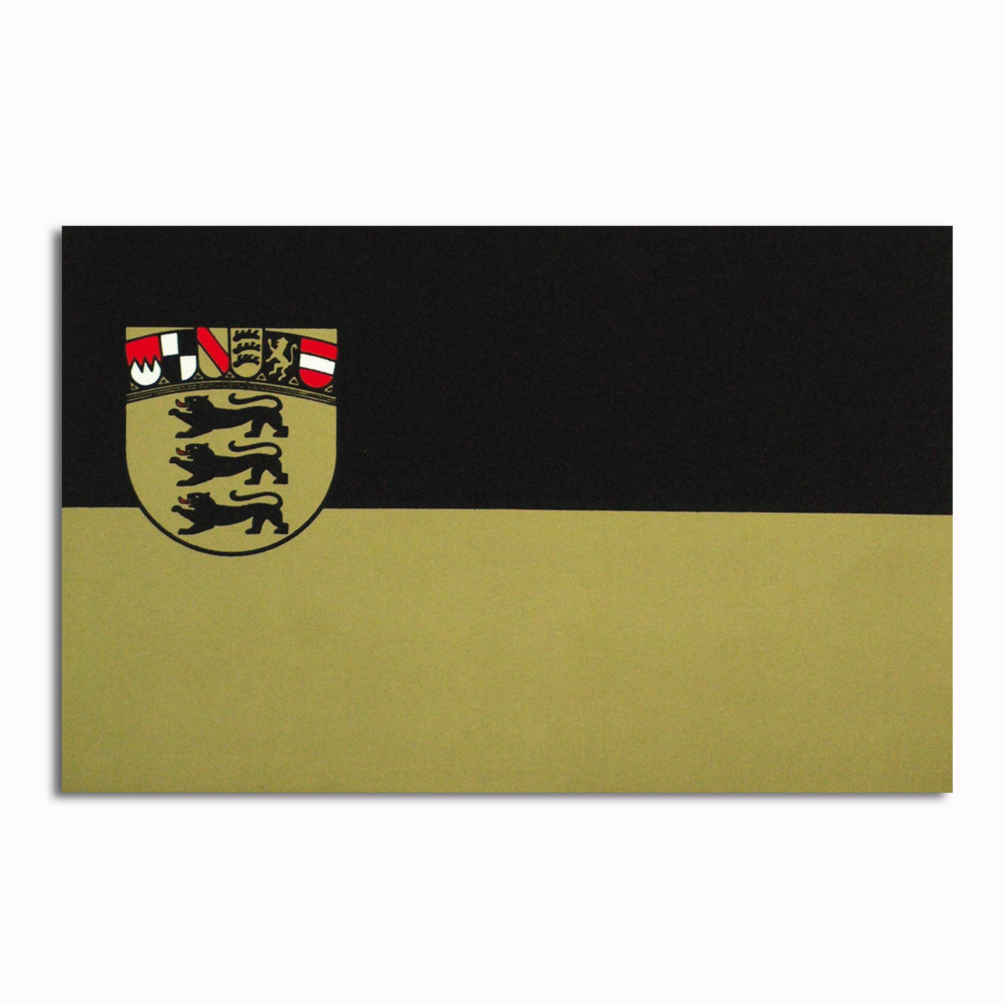 Aufkleber Baden-Württemberg