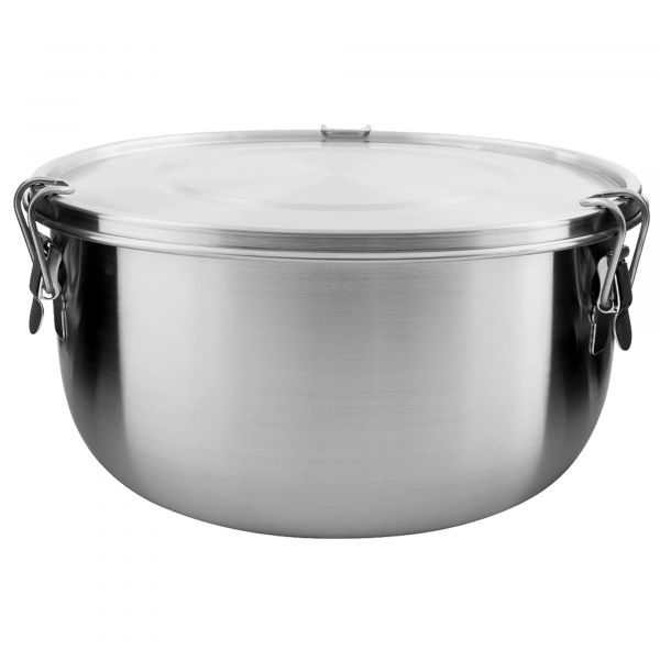 Tatonka Essensbehälter Foodcontainer 2 L stainless steel