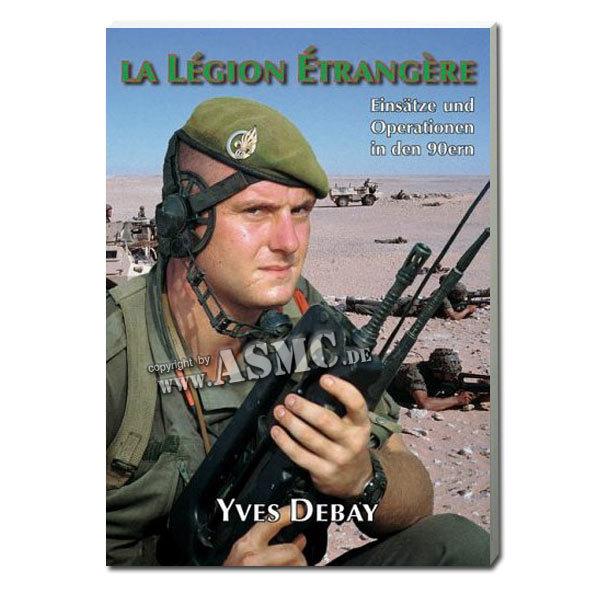 Buch La Légion Étrangerè