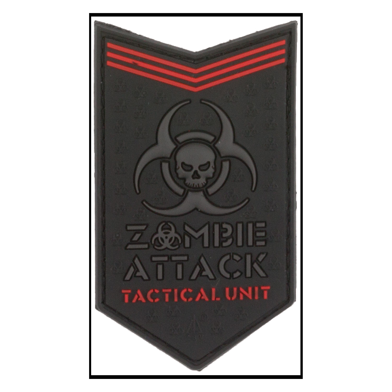 3D-Patch Zombie Attack blackops