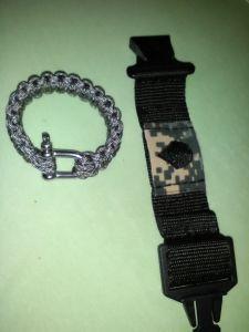 Paracord Bracelet AT-Digital
