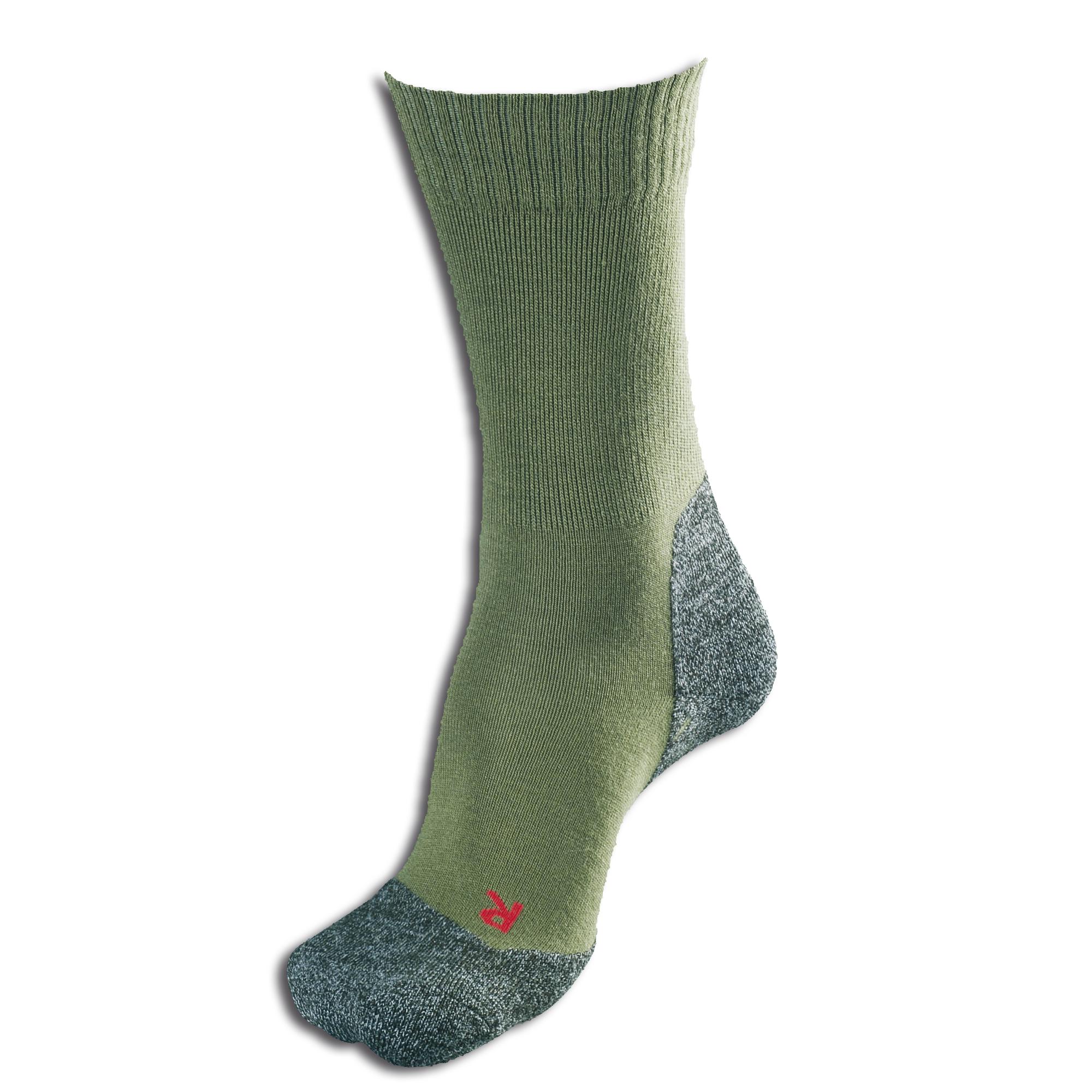Socken Falke TK2 oliv