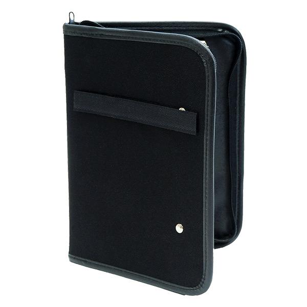 BW Schreibmappe DIN A4 schwarz