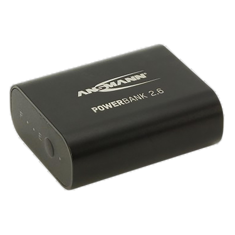 Ansmann Powerbank 2600mAh