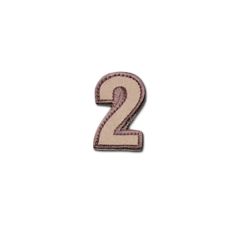 MilSpecMonkey Patch Tac Number 2 desert