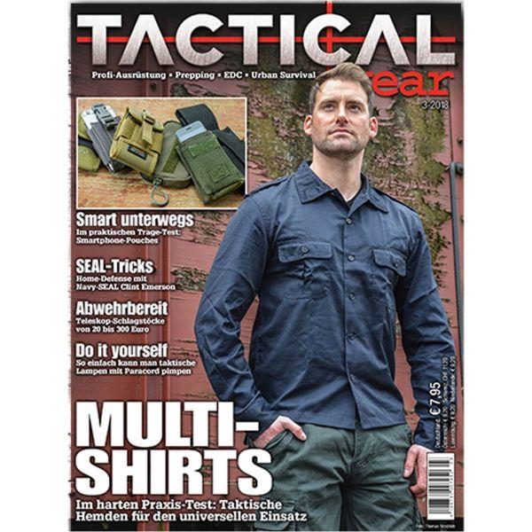 Magazin Tactical Gear 03/2018