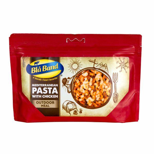 Bla Band Mediterrane Pasta mit Hühnchen