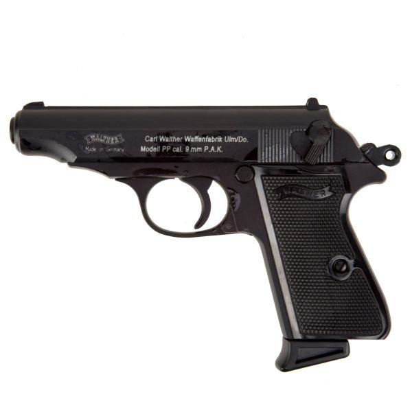 Pistole Walther PP brüniert