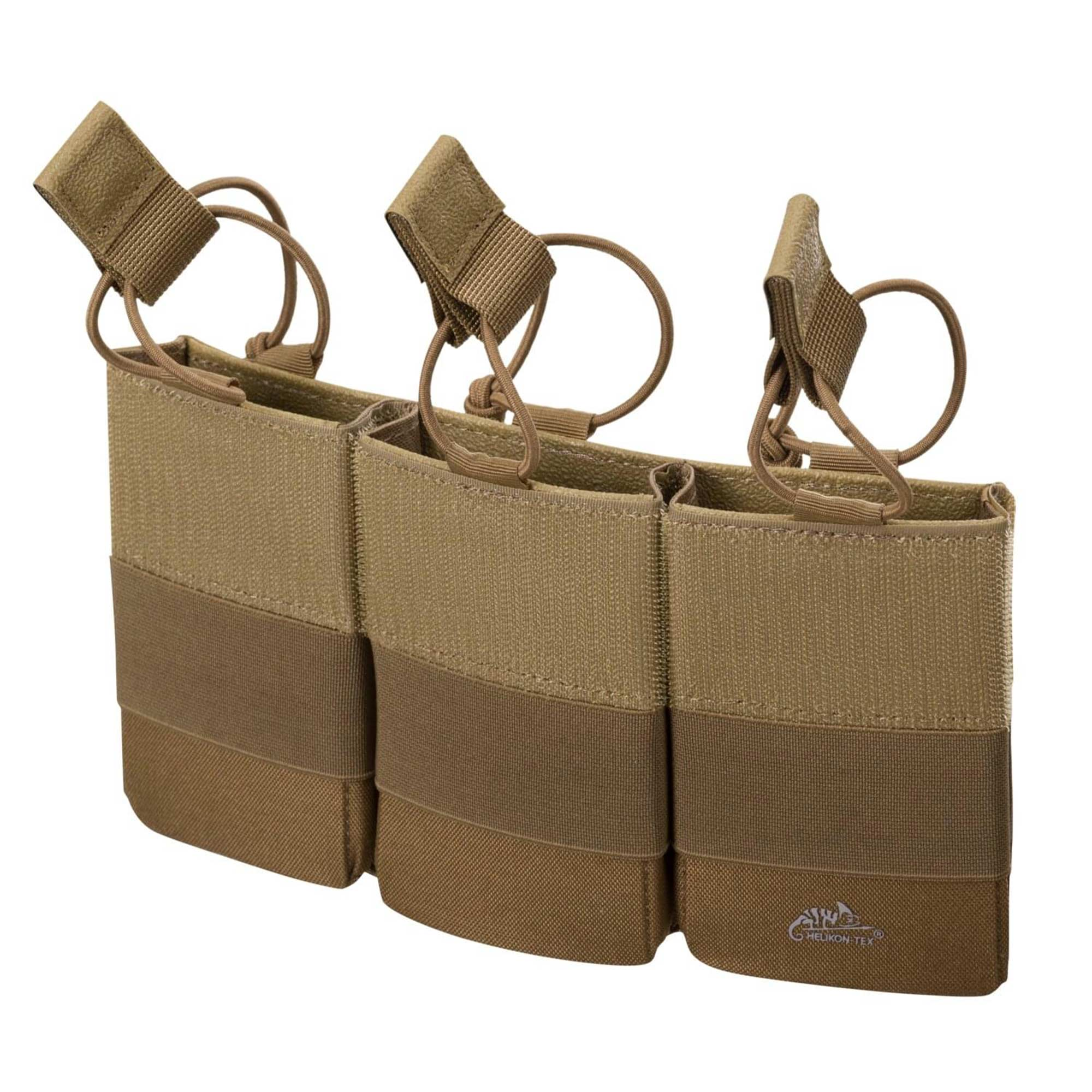 Helikon-Tex Pouch Competition Triple Carbine Insert coyote