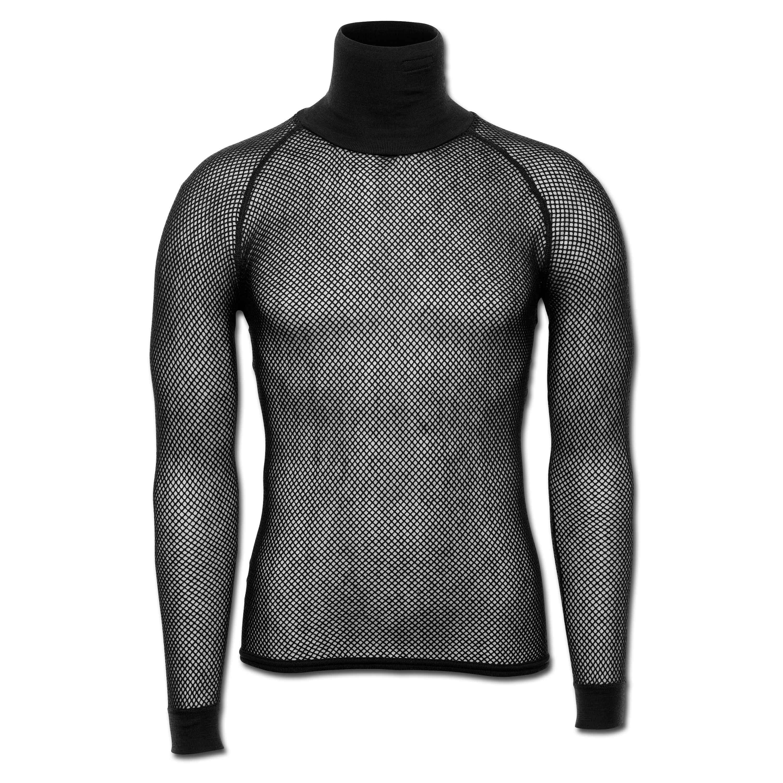 Brynje Poloshirt schwarz